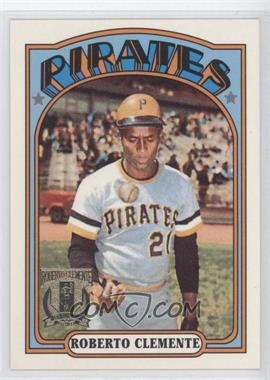 1998 Topps Clemente #18 - Roberto Clemente 1972 - Courtesy of CheckOutMyCards.com