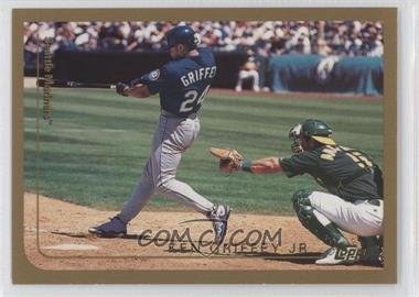 1999 Topps #100 - Ken Griffey Jr. - Courtesy of CheckOutMyCards.com