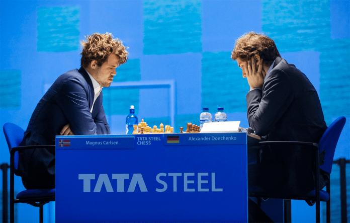 Carlsen Donchenko Tata Çeliku Tata 2021