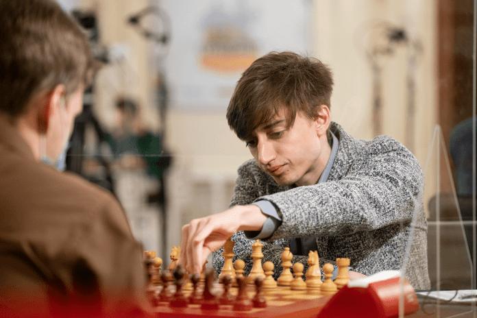 Superfinalja e Kampionatit Rus 2020 Daniil Dubov