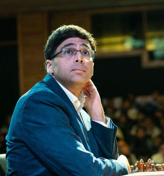 Viswanathan Anand Tata Steel Chess India 2018