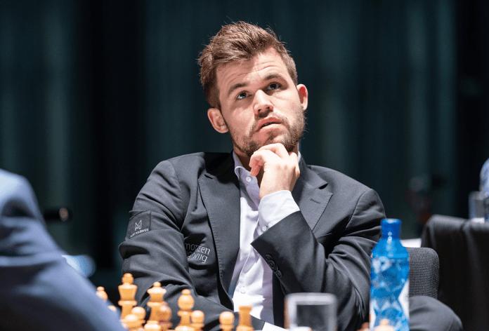 Lindjet e Magnus Carlsen