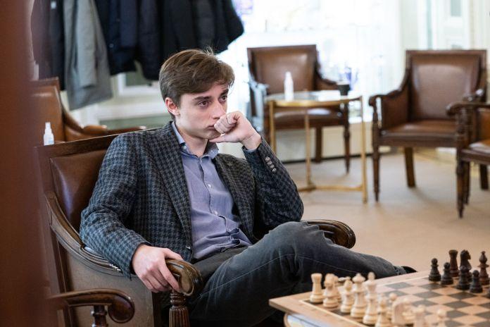 Daniil Dubov shah