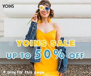 YOINS SALE --Up to 50% off