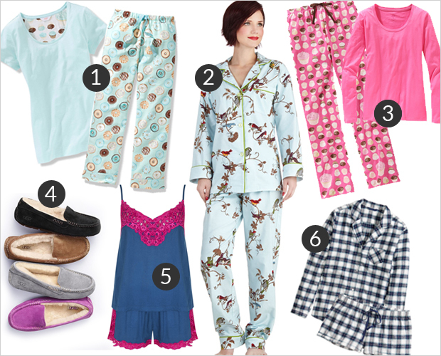 Super Cute PJs To Lounge In This Season