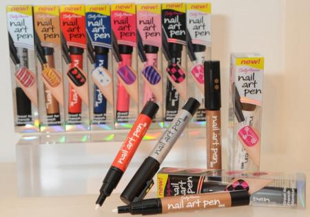 Sally Hansen Nail Art Pen Image Gallery