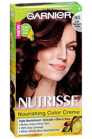 Garnier Nutrisse Nourishing Colour Cream Hair Color