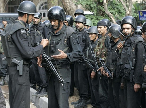 NSG, India, one of the 'top 10 Special Forces in the world' by china.org.cn