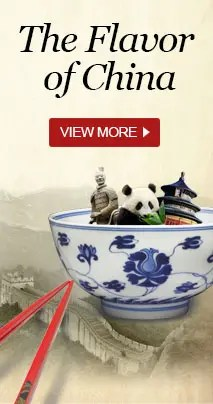 chinese food ad