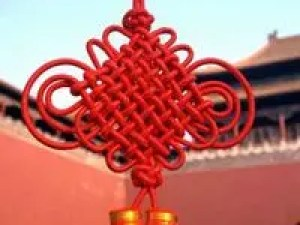 Chinese artistic knots