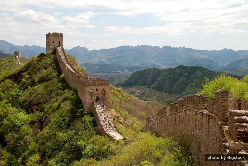 Великая Китайская Стена – Год постройки, История, Сколько строили ...
