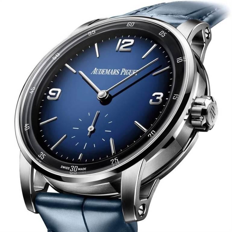 愛彼表鎖定年輕市場推出的Code 11.59腕表,則拿下「最佳複雜男表獎」。(Audemars Piguet提供)