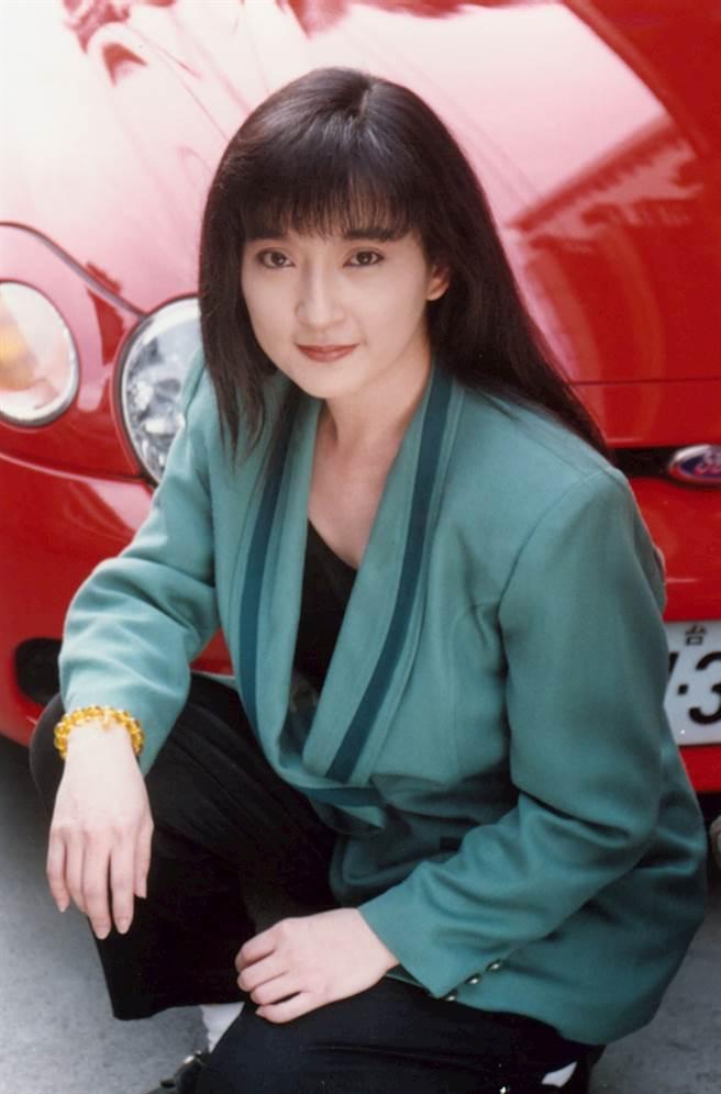 劉德淑早年曾演出《天眼》。(圖/九牛娛樂資料照片)