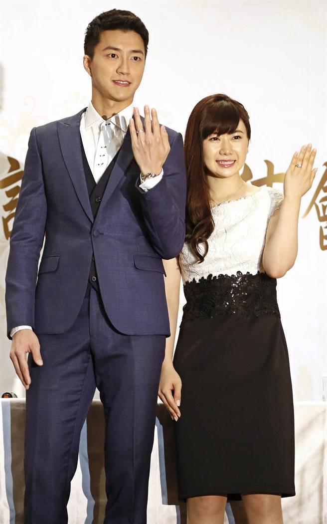 江宏傑稱對妻子的愛不曾改變,同時也坦言磨合文化差異一直是他與福原愛的共同功課。(本報系資料照)