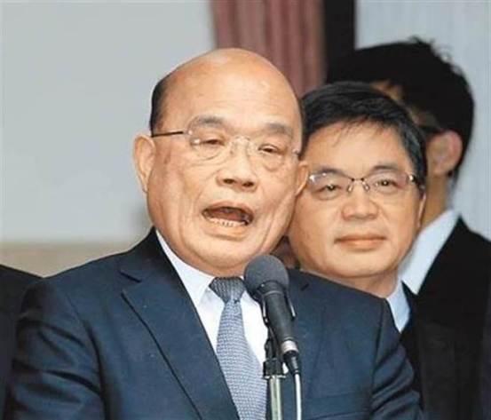 如果苏振昌辞职,他会返回首席执行官吗?