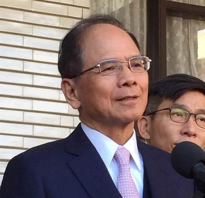 立法院院长袁佑锡。  (照片/吴嘉豪摄)