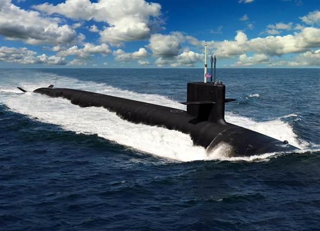 托德对台湾的访问激起了大陆的愤怒,美国陆军的弗吉尼亚级核潜艇成为网民发泄怒火的目标。  (照片/美国海军)