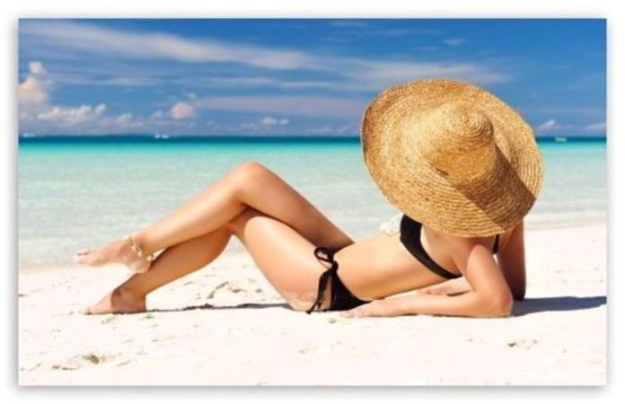 Protegerse el rostro y exponer torso, piernas o brazos es suficiente para activar la vitamina D.