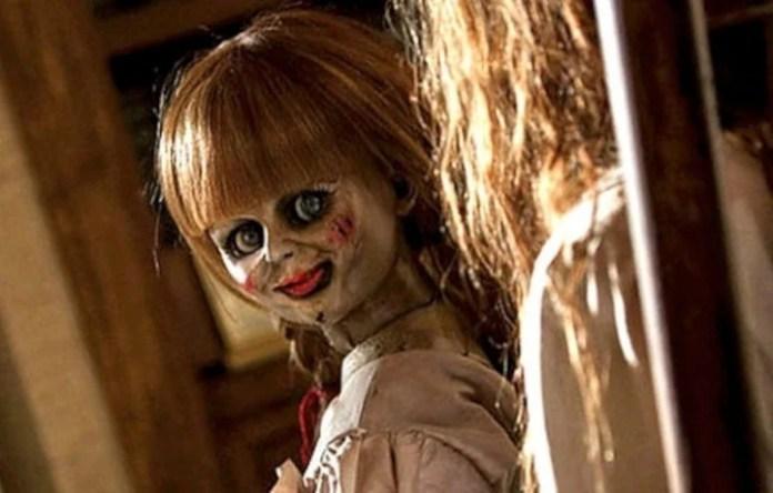 Annabelle. Fue la película más vista en febrero en el servicio On Video.