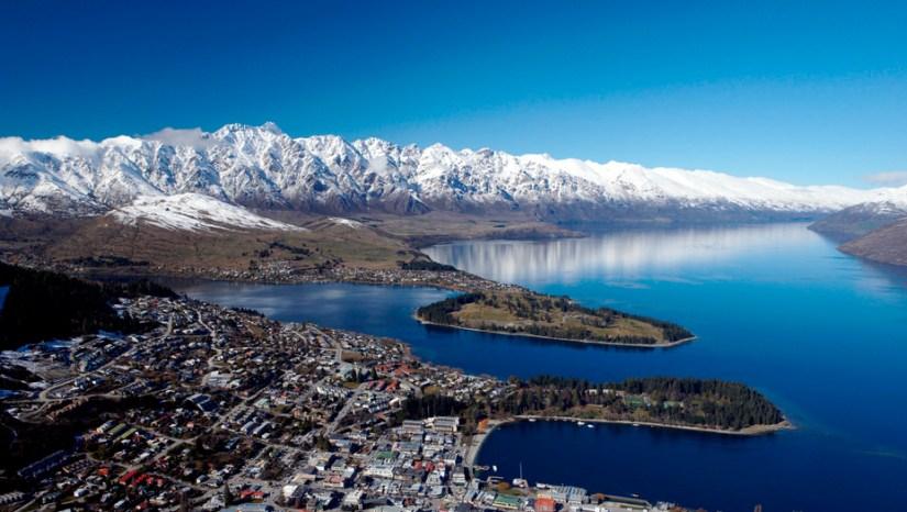 Resultado de imagen para Queenstown, Nueva Zelanda DICIEMBRE