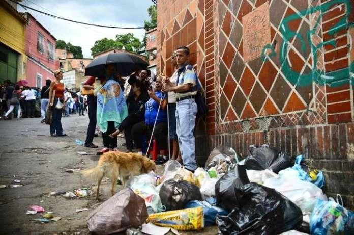 Resultado de imagen para fotos pobreza venezuela
