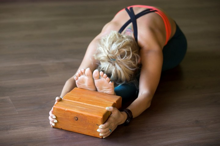 The wooden block will be used in certain positions. Photo: Istock