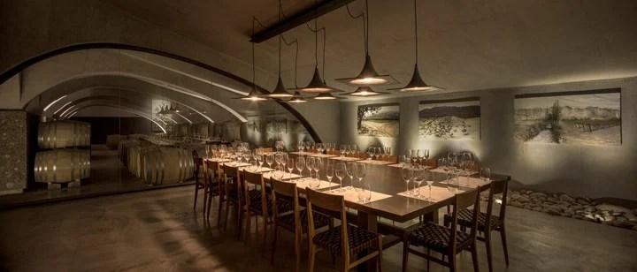 """La bodega también fue premiada como """"el mejor diseño del mundo"""" en el premio internacional de arquitectura Best Of."""