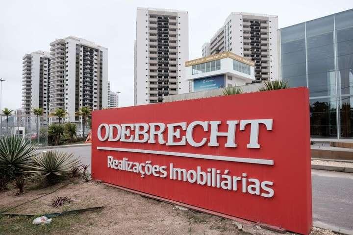 Constructora Odebrecht.