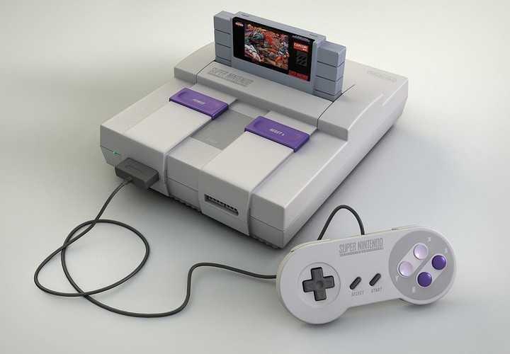 Nintendo confirmó que lanzará la Super Nintendo Mini este año
