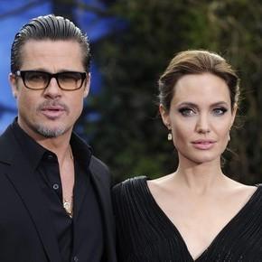 Angelina Jolie and Brad Pitt: the divorce endless