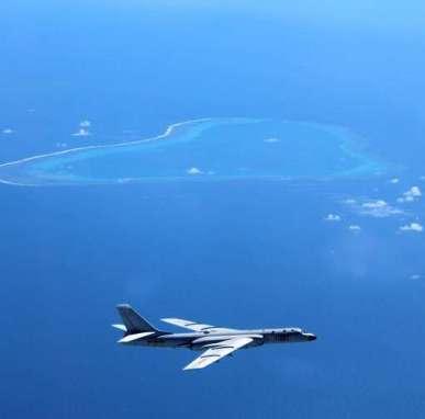 China mostró un misil capaz de alcanzar las bases de EE.UU. en Asia