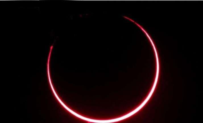 Eclipse solar 2017: el fenómeno pudo verse en plenitud en Chubut y conmovió al país