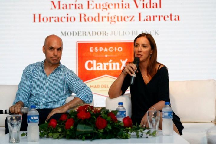 Vidal anunció que convocarán a los 60 mil voluntarios que se ofrecieron ante el paro docente