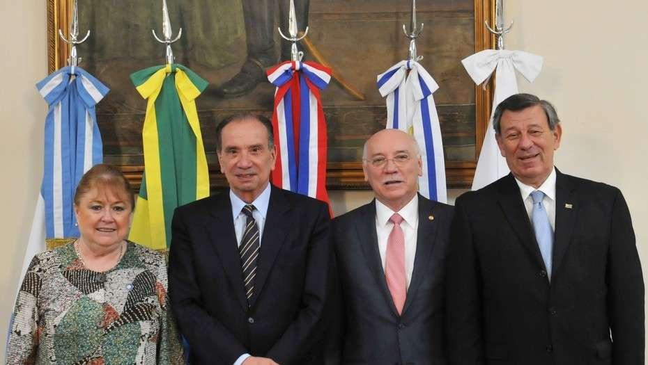 Crisis en Venezuela: los cuatro cancilleres de los miembros fundantes del Mercosur se reúnen de urgencia en Buenos Aires