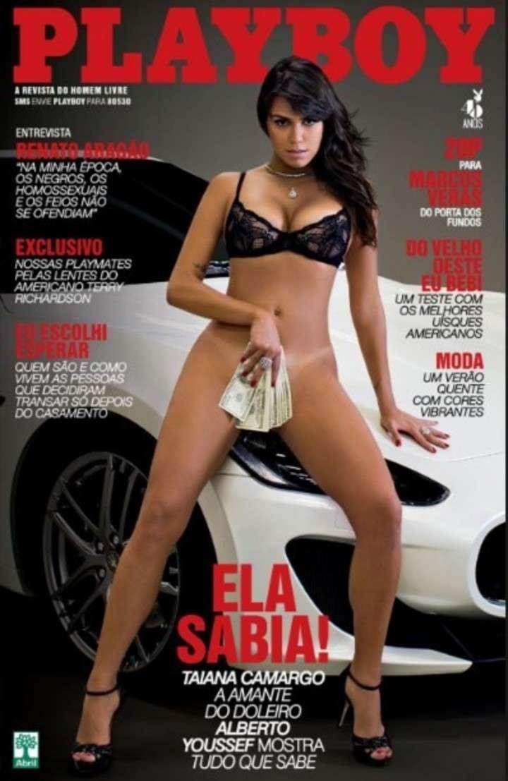 Brasil: la amante de Lava Jato, de Playboy a la cárcel