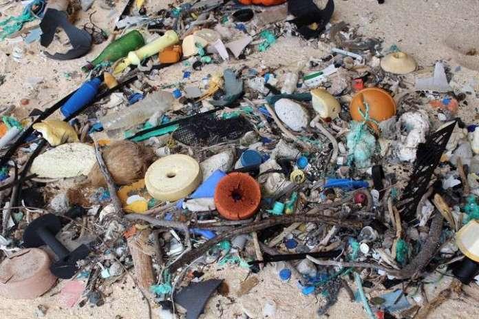 Esta es la isla con mayor densidad de basura del planeta