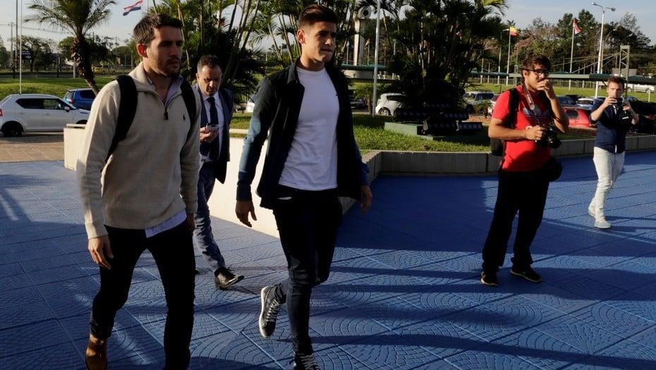 Salieron las sanciones por doping contra Camilo Mayada y Lucas Martínez Quarta