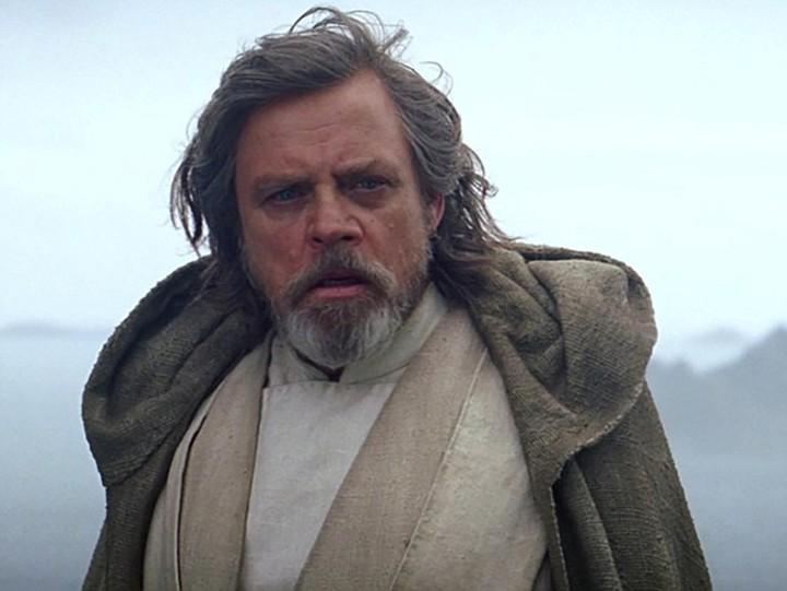 """""""Star Wars"""": presentación sorpresa en Los Angeles"""