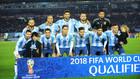 Minuto a minuto: cómo está la Argentina en la tabla de posiciones