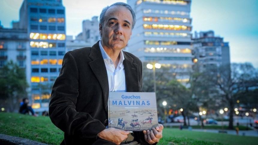 Un libro revela la presencia de gauchos argentinos en las Malvinas