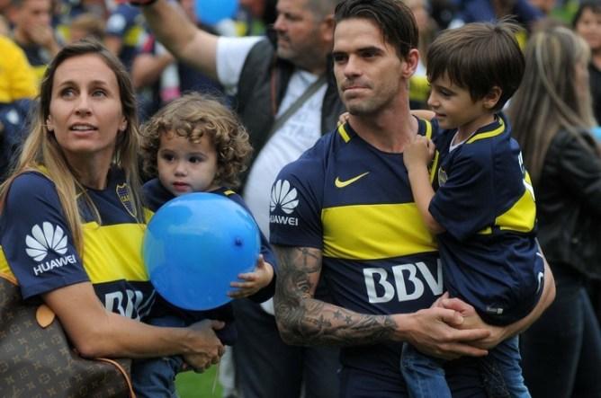 Una gran noticia en un día muy difícil para Fernando Gago