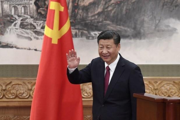 El presidente Xi Jinping, también secretario general del Partido Comunista. Mano dura. (AFP)