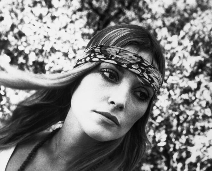 Sharon Tate en 1969.