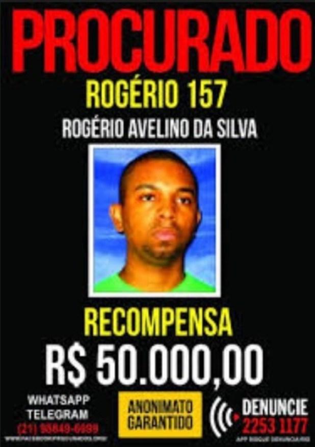 """Arrestan a """"Rogerio 157"""" el mayor narcotraficante de Río de Janeiro"""