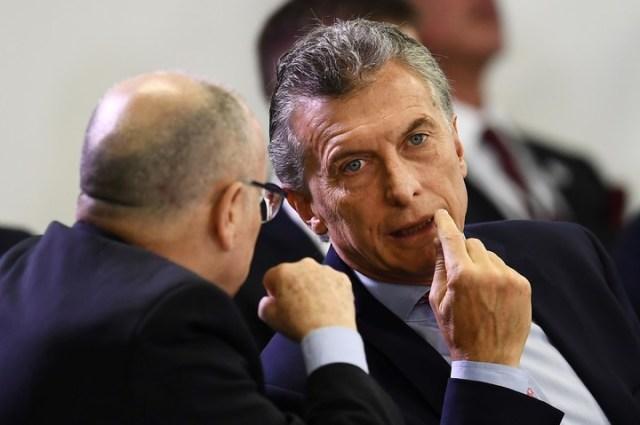 """Mauricio Macri: """"El Mercosur es el bloque más aislado y proteccionista que existe"""""""