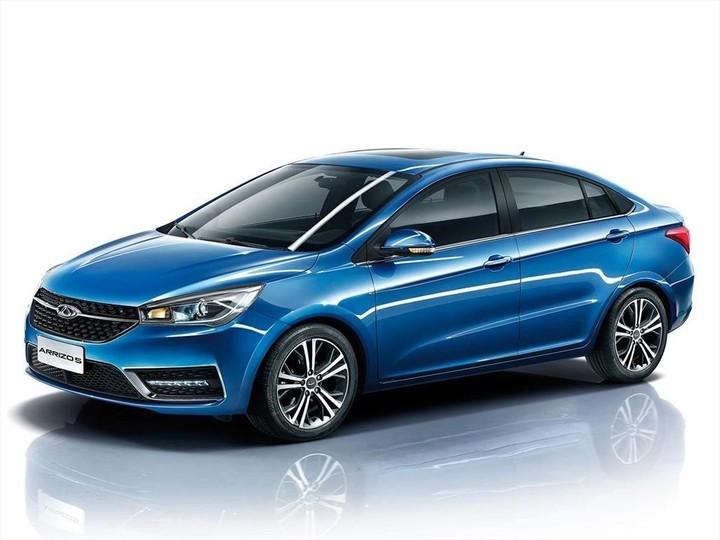 Los siete autos de marcas chinas más baratos del país