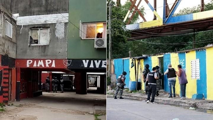 En los barrios del sur de Rosario, las familias Funes y Camino se disputan el territorio narco. La Tablada, de los Funes. El Municipal, de los Camino.