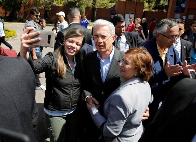 Colombia: Álvaro Uribe se convierte en el senador más votado en la historia del país
