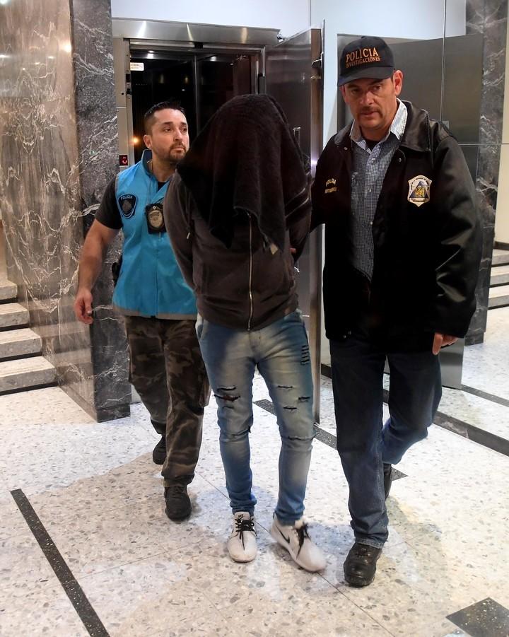 Nicolás Pachelo, uno de los imputados por el crimen de María Marta García Belsunce, fue detenido en abril por una serie de robos en countries.