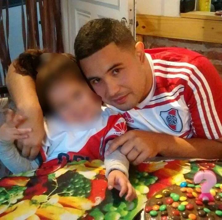 colectivero asesinado en mataderos foto mario sayes